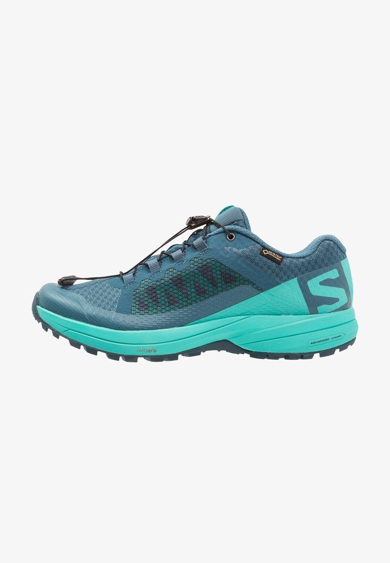 Salomon - XA ELEVATE GTX  - Laufschuh Trail - mallard blue