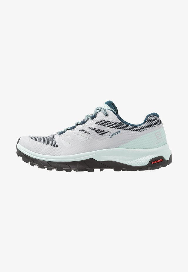 OUTLINE GTX - Hiking shoes - pearl blue/icy morn/reflecting pond
