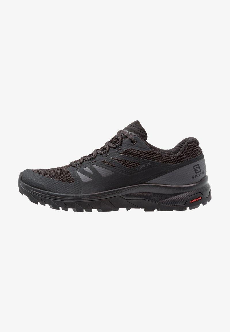 Salomon - OUTLINE GTX - Hiking shoes - phantom/black/magnet