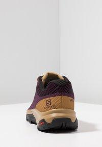 Salomon - OUTLINE - Fjellsko - potent purple/bistre/taos taupe - 3