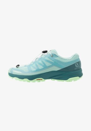 XA DISCOVERY - Trail running shoes - icy morn/hydro./patina green