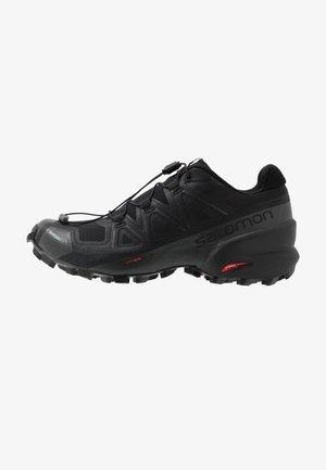SPEEDCROSS 5 - Běžecké boty do terénu - black/phantom