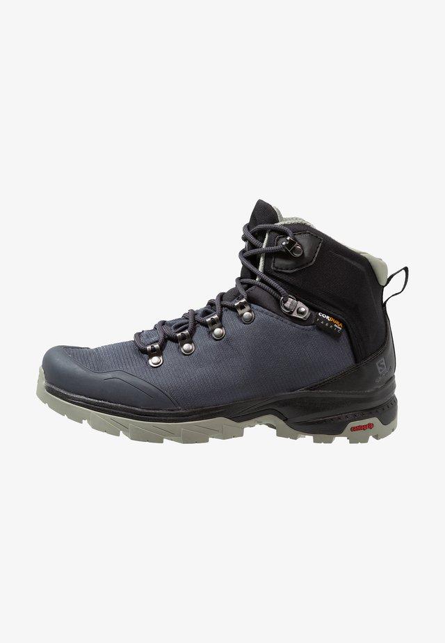 OUTBACK 500 GTX - Hiking shoes - ebony/black/shadow