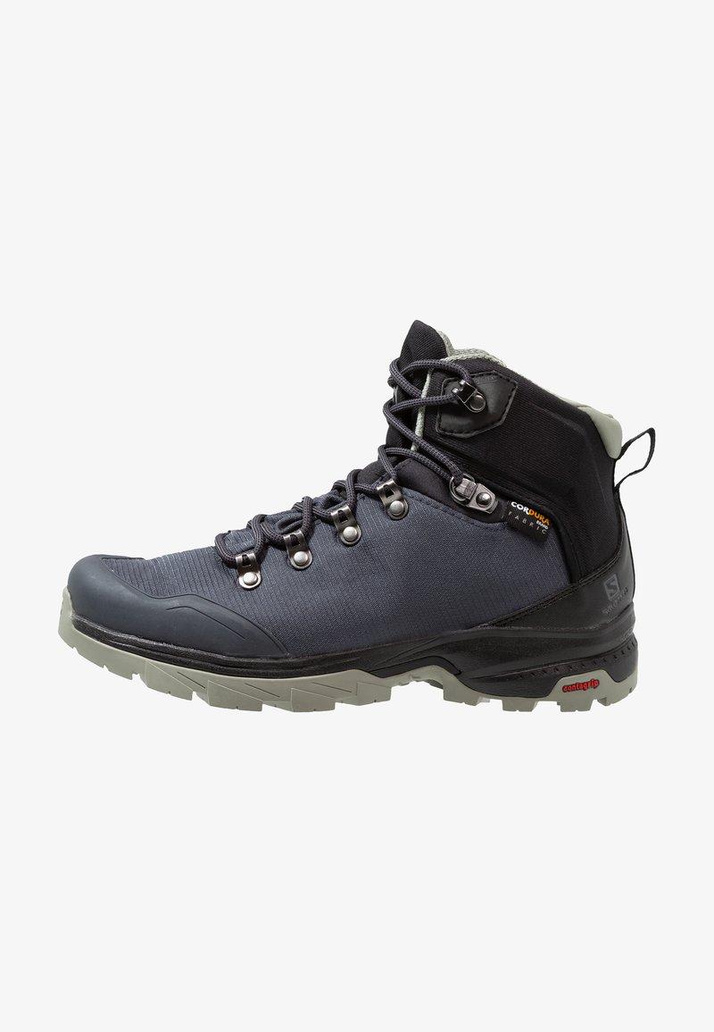 Salomon - OUTBACK 500 GTX - Hiking shoes - ebony/black/shadow