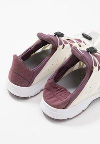 Salomon - AMPHIB BOLD - Neutral running shoes - vanilla ice/winetasting/white - 5