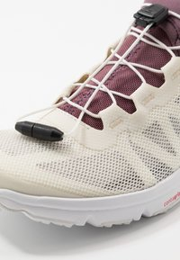 Salomon - AMPHIB BOLD - Neutral running shoes - vanilla ice/winetasting/white - 6