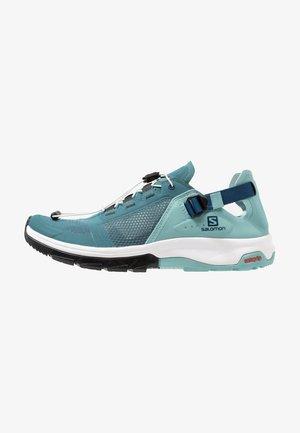 TECHAMPHIBIAN 4 - Hiking shoes - hydro/nile blue/poseidon