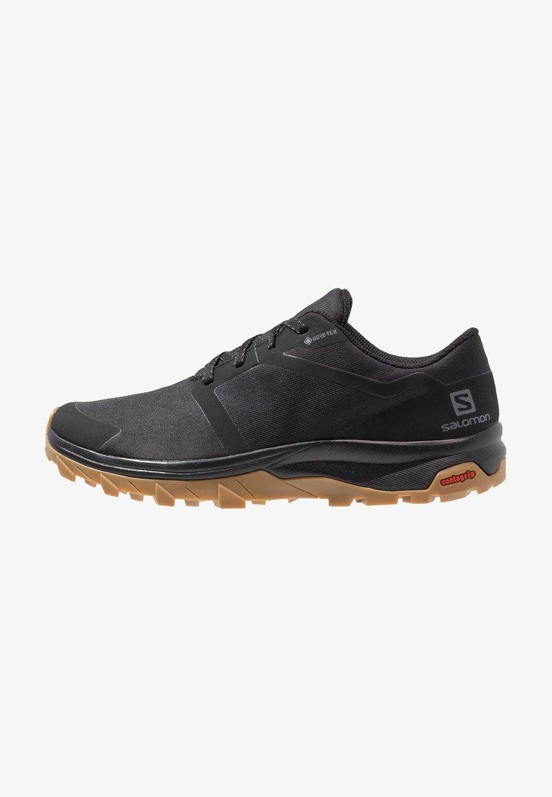 Salomon - OUTBOUND GTX - Hiking shoes - black