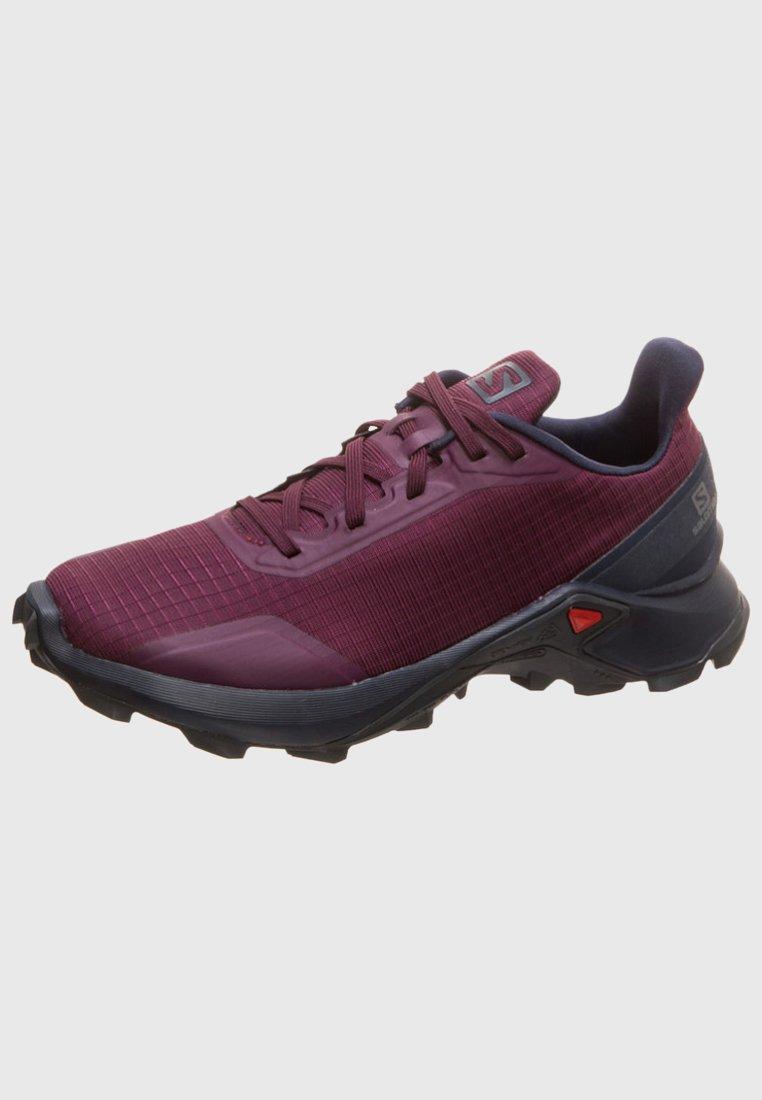 Ink Chaussures india navy Salomon RunningPurple De 0kO8Pnw