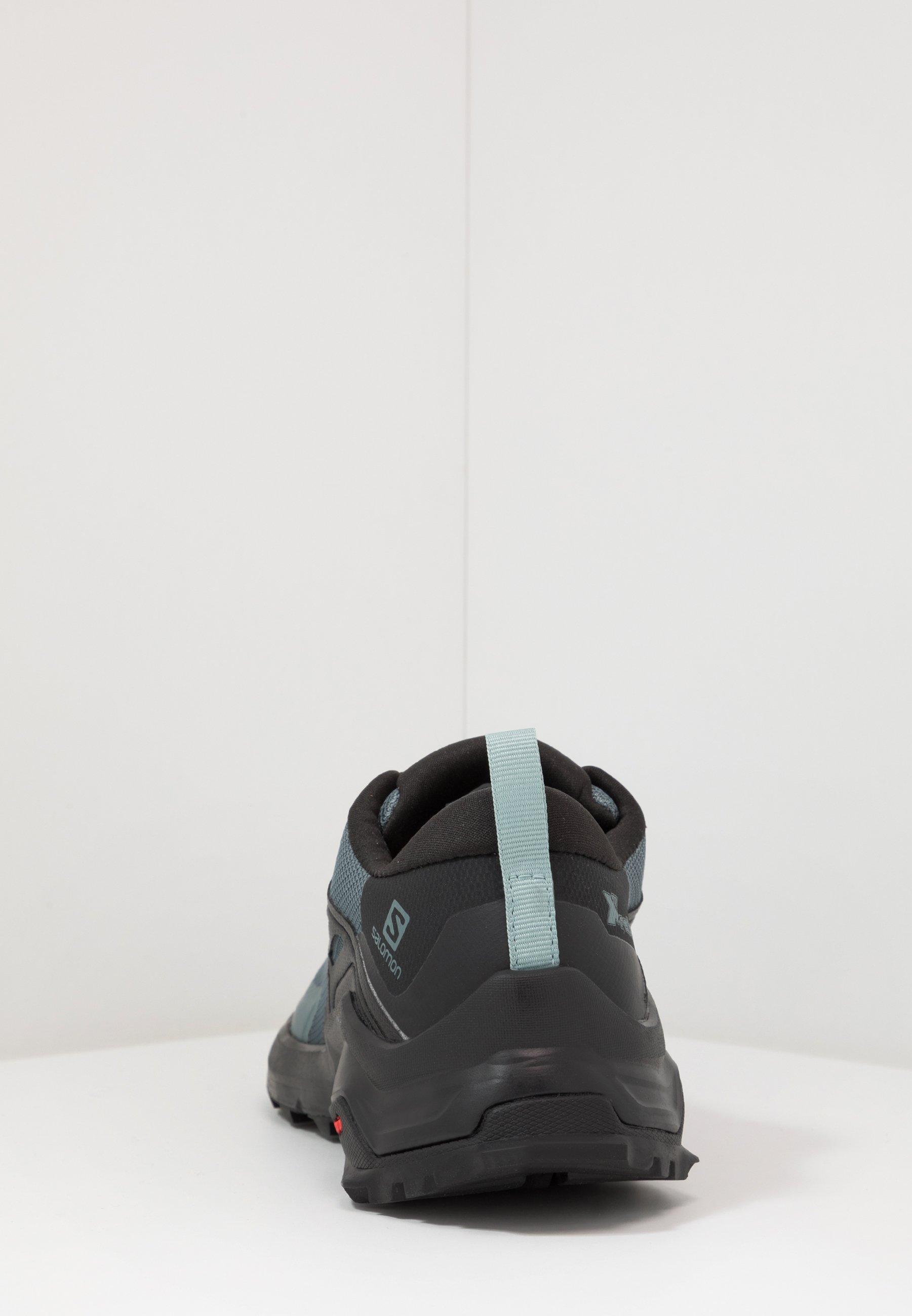 Salomon X RAISE - Hikingsko - stormy weather/black/lead