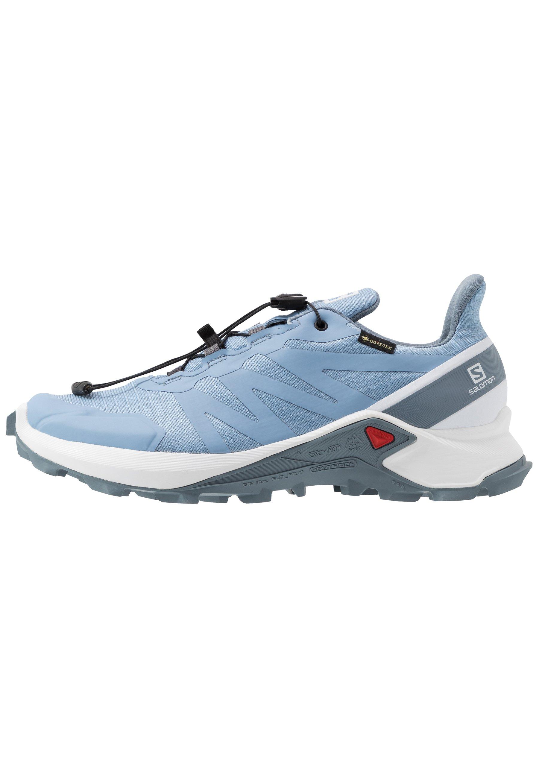 SUPERCROSS GTX Scarpe da trail running forever bluewhiteflint stone