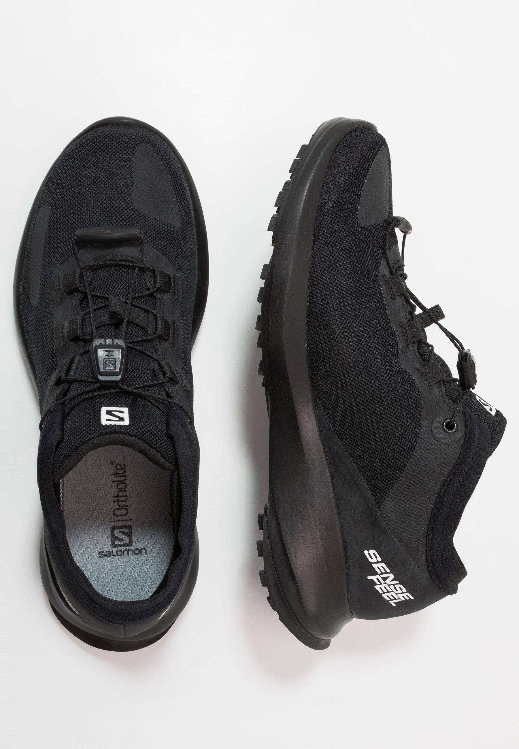 Salomon Sense Feel Gtx - Löparskor Terräng Black