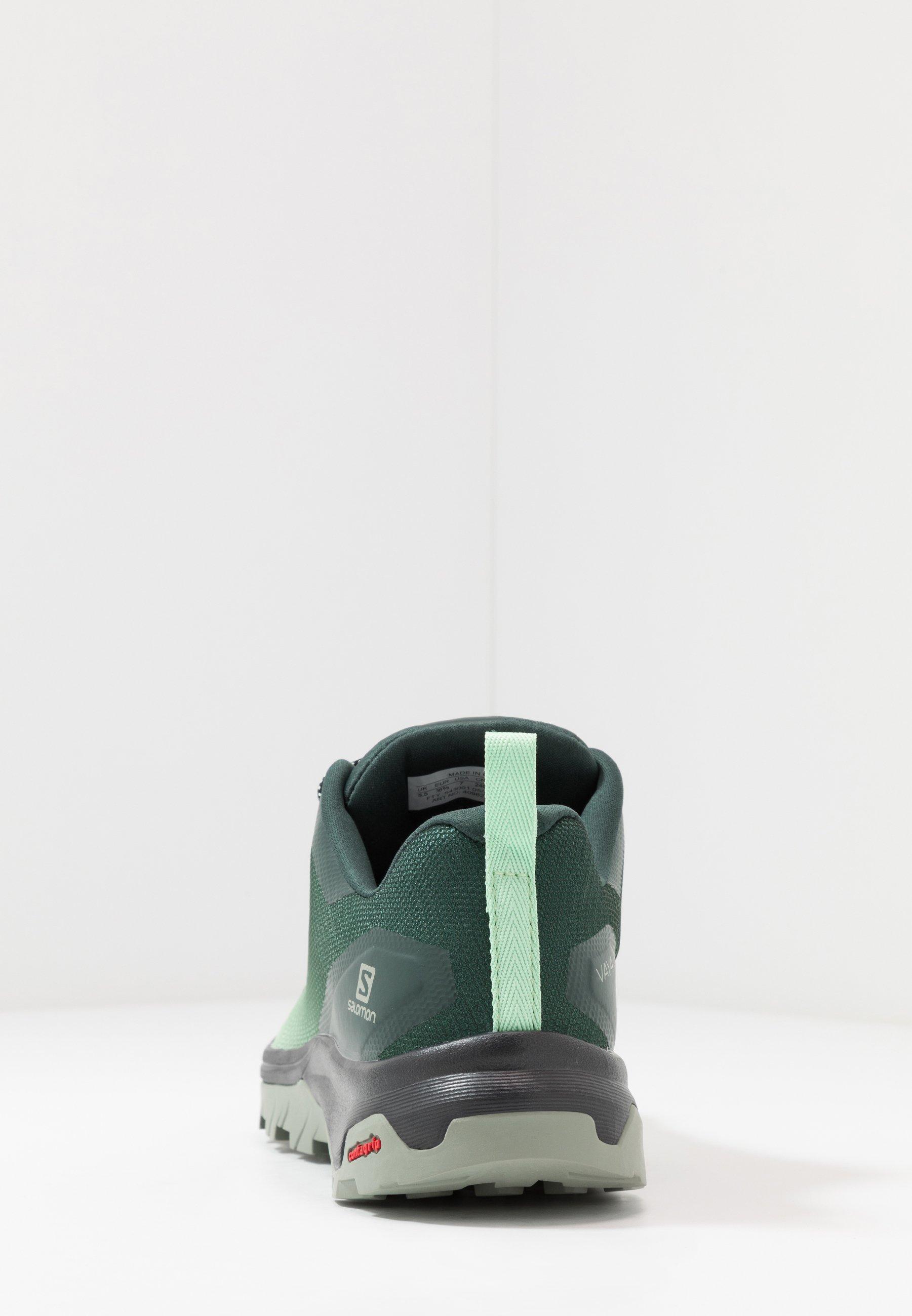 Salomon VAYA - Hikingsko - green gables/spruce stone/shadow