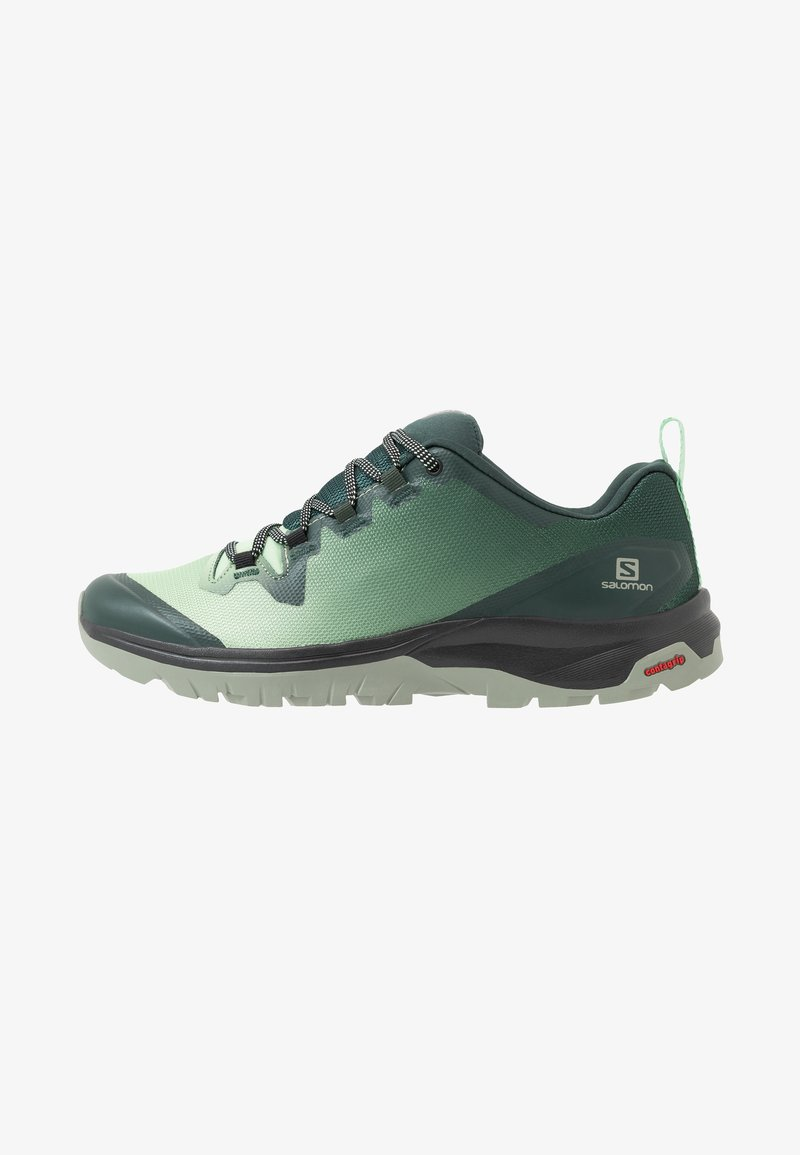Salomon - VAYA - Hiking shoes - green gables/spruce stone/shadow