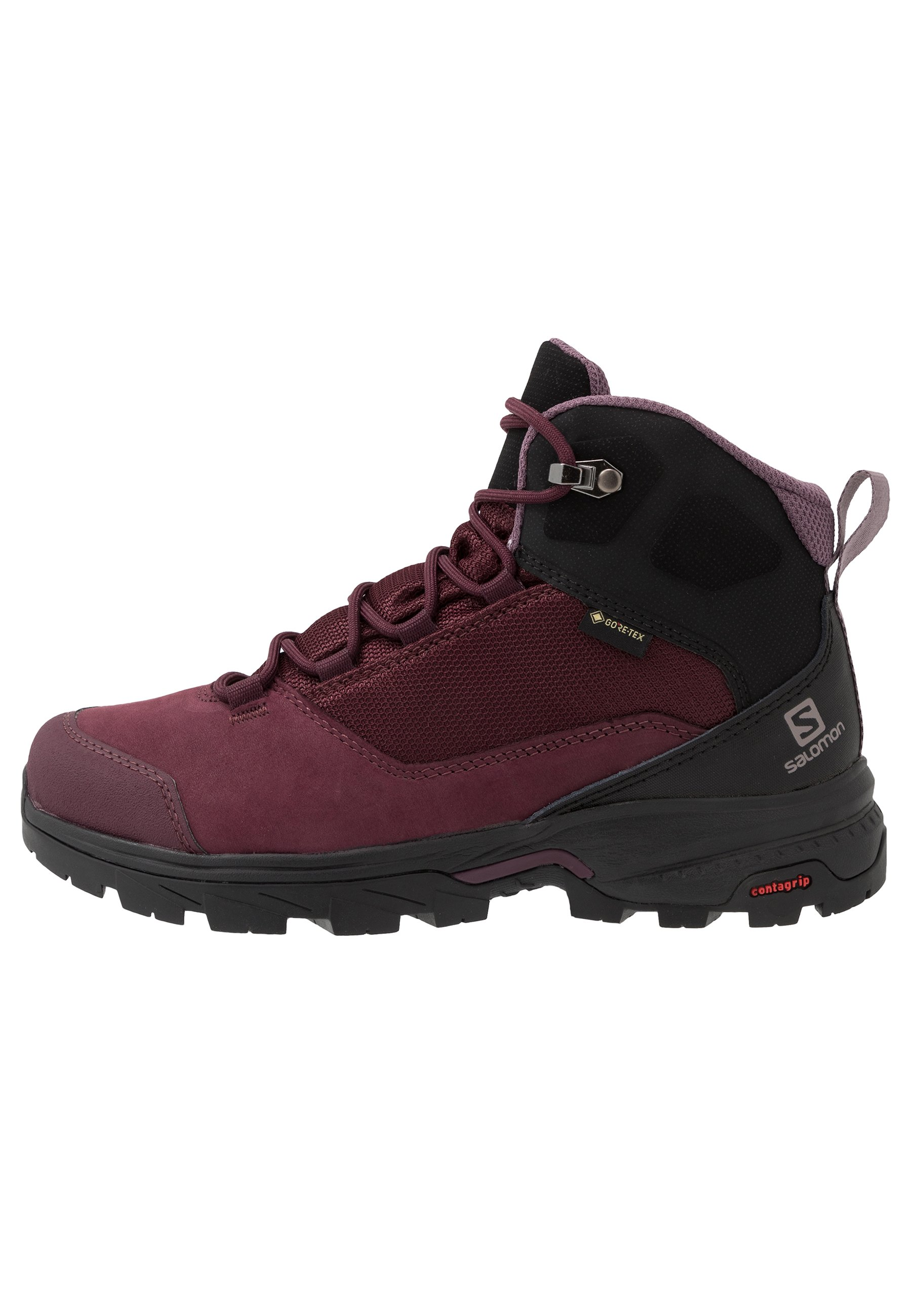 OUTWARD GTX - Outdoorschoenen - wine tasting/black/quail