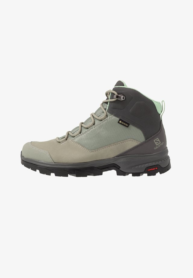 OUTWARD GTX - Hikingschuh - shadow/magnet/spruce stone