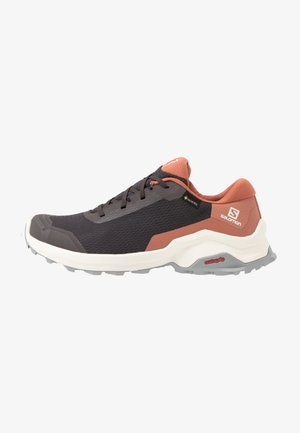 X REVEAL GTX  - Hiking shoes - shale/cedar wood/alloy