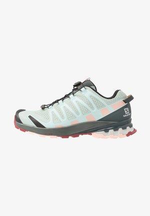 XA PRO 3D - Trail running shoes - aqua gray/urban chic/tropical peach
