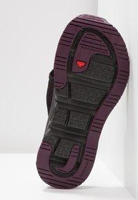 Salomon - RX BREAK 4.0 - Outdoorsandalen - potent purple/black - 4