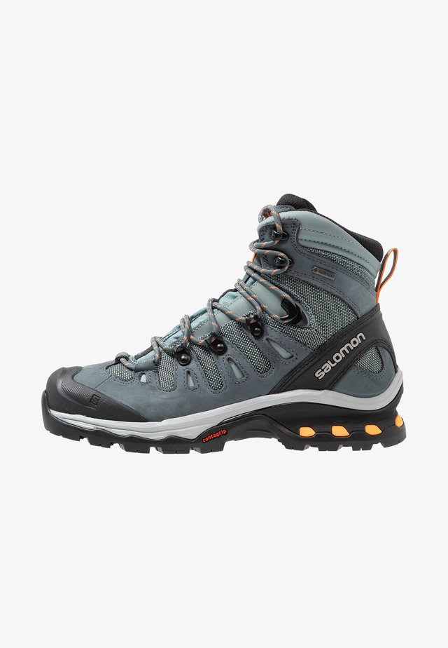 QUEST 4D GTX - Hiking shoes - lead/stormy weather/bird of paradise