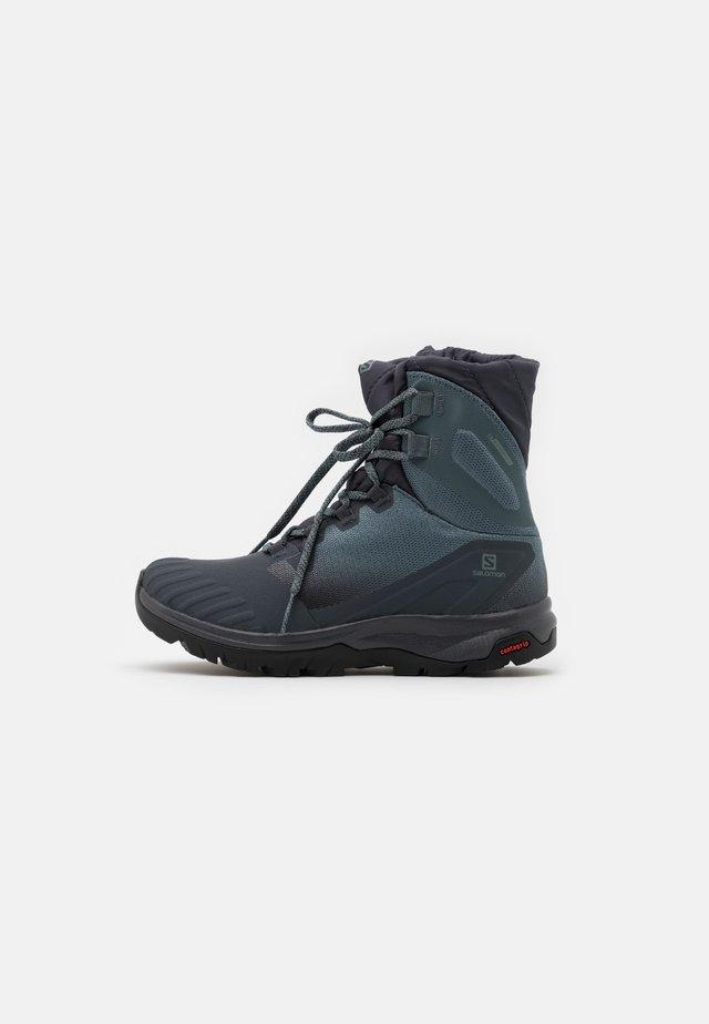 VAYA POWDER CSWP - Snowboots  - ebony/stormy weather/black