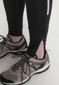 Salomon - AGILE LONG - Leggings - black - 4