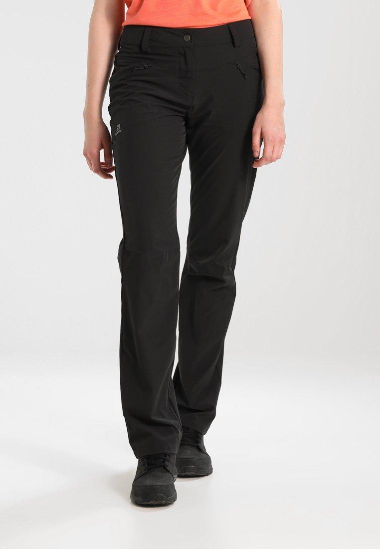 Salomon - WAYFARER  PANT  - Broek - black