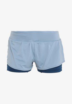 ELEVATE AERO SHORT - Sports shorts - faded den/poseidon