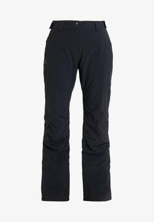 ICEMANIA PANT - Täckbyxor - black