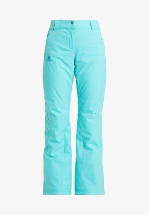 STORMSEASON PANT - Pantaloni da neve - blue turquoise