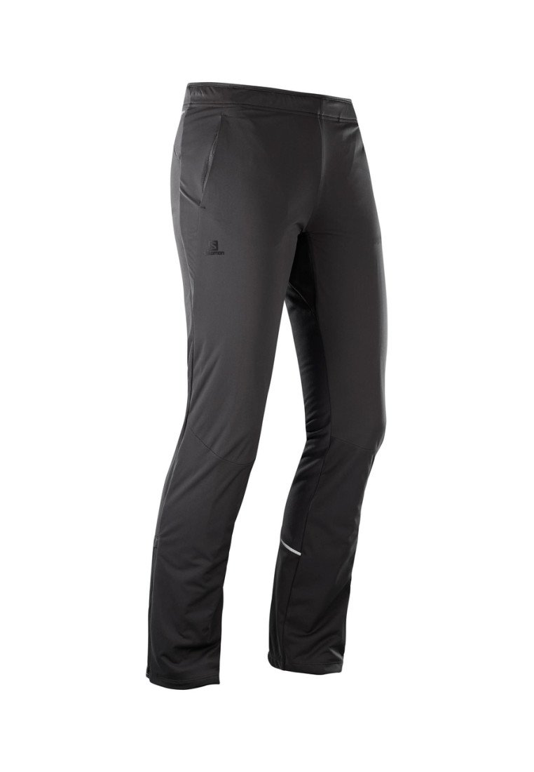 Salomon AGILE WARM PANT - Jogginghose black