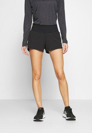 SENSE SHORT - Sports shorts - black