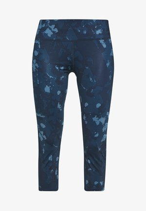 COMET MID - Leggings - dark denim/copen blue