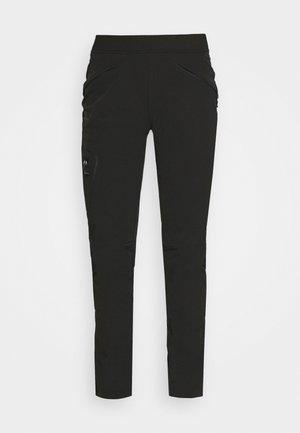 WAYFARER TAPERED PANT - Pantalons outdoor - black