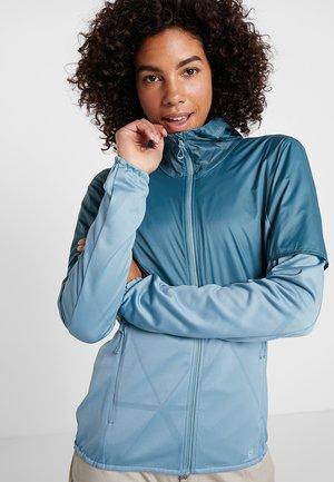 ELEVATE AERO  - Training jacket - smoke blue