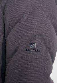 Salomon - ICETOWN - Skijakke - ebony - 11