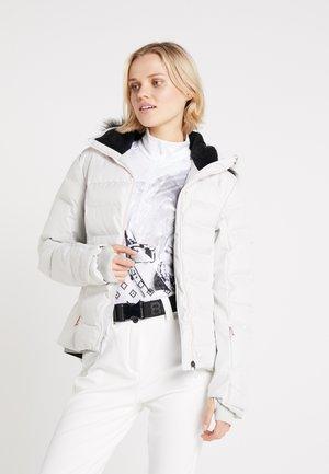 STORMCOZY - Ski jas - white/lunar rock