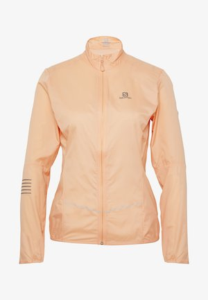 SENSE JACKET - Outdoorjas - papaya