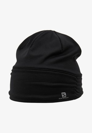 ELEVATE WARM BEANIE - Mütze - black heather