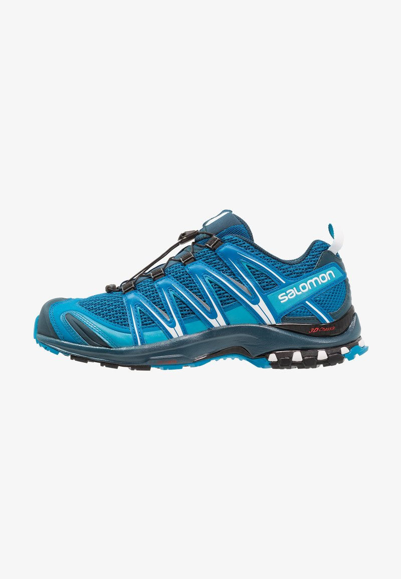 Salomon - XA PRO 3D - Trail running shoes - mykonos blue