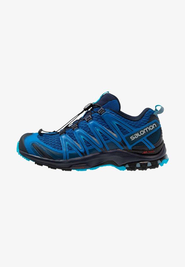 XA PRO 3D - Běžecké boty do terénu - sky diver/navy blazer/hawaiian ocea