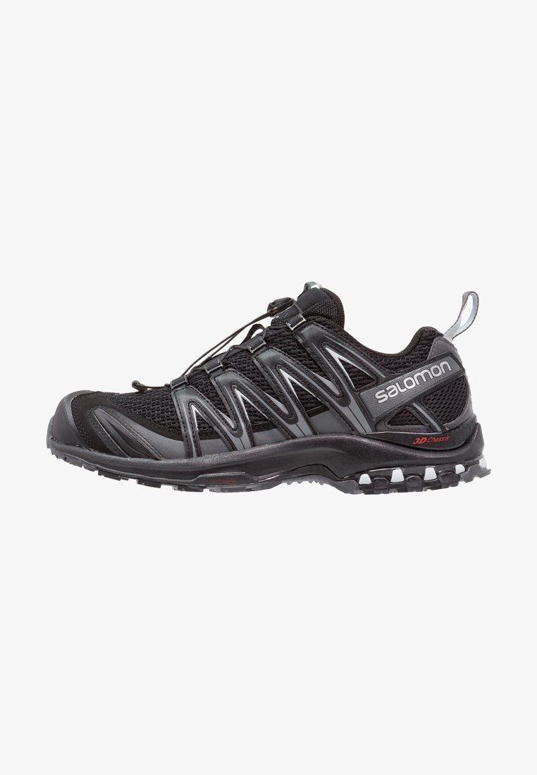 Salomon - XA PRO 3D - Scarpe da trail running - black/magnet/quiet shade