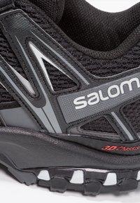 Salomon - XA PRO 3D - Vaelluskengät - black/magnet/quiet shade - 5