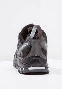 Salomon - XA PRO 3D - Vaelluskengät - black/magnet/quiet shade - 3