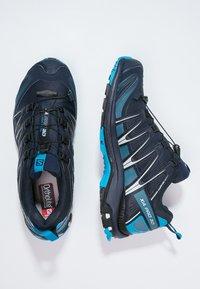 Salomon - XA PRO 3D GTX - Zapatillas de trail running - navy blazer/hawaiian ocean/dawn blue - 1
