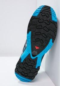 Salomon - XA PRO 3D GTX - Zapatillas de trail running - navy blazer/hawaiian ocean/dawn blue - 4