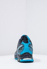 Salomon - XA PRO 3D GTX - Zapatillas de trail running - navy blazer/hawaiian ocean/dawn blue - 3