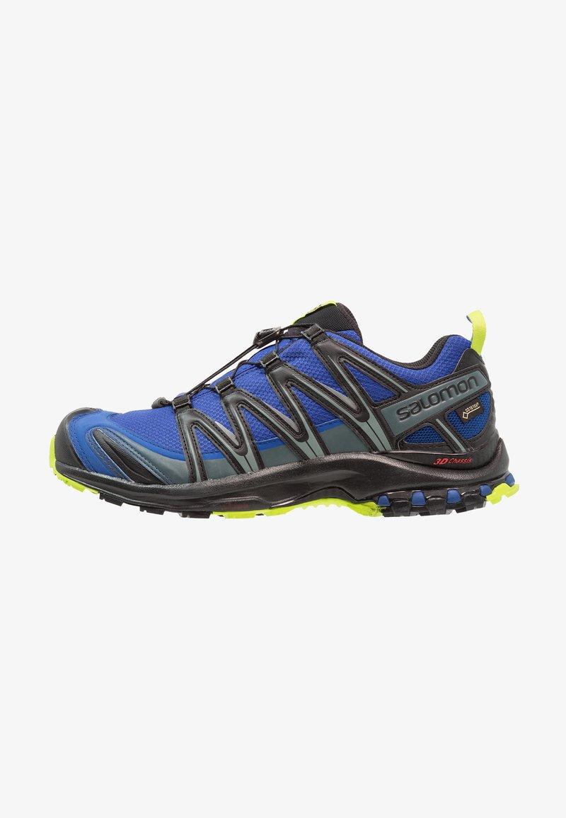 Salomon - XA PRO 3D GTX - Neutral running shoes - mazarine blue wil