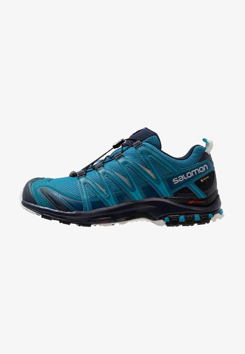 Salomon - XA PRO 3D GTX - Neutral running shoes - lyons blue/navy blazer/lunar rock