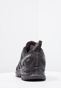 Salomon - XA PRO 3D GTX - Trail running shoes - black/magnet - 3